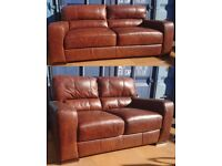 3+2 LUCCA RETURN DELIVERY DAMAGE £2500 SOFA FOR £900