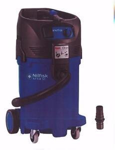 aspirateurs industriels de marque Nilfisk ATTIX 50