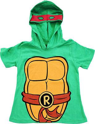 Boys TMNT Teenage Mutant Ninja Turtles I Am Raphael Costume T-Shirt Hoodie