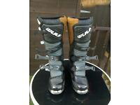 Motocross boots size 10 (45)