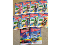 Thunderbirds Die Cast Model & Figure Collection Rare Matchbox TV Scifi Movie Toys Collectible
