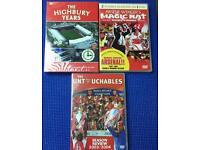 Arsenal DVDs