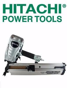 Hitachi Strip Framing Nailer Reconditioned (NR90AE)
