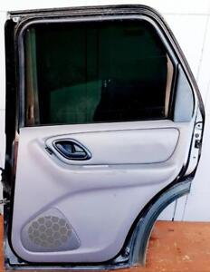 DOOR REAR RIGHT / passenger side - complete for 2001 - 2007 FORD ESCAPE XLT $199