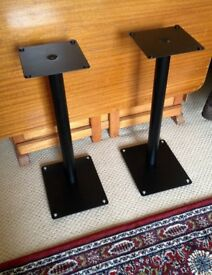 Gale Speaker Stands with Floor Spikes