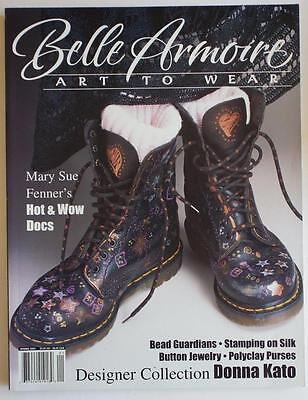 Belle Armoire (BELLE ARMOIRE Magazine ~ Art To Wear ~ Spring 2003 Issue)