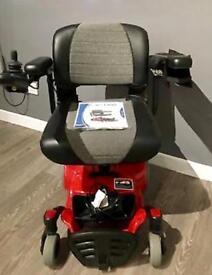 Pride go go power chair