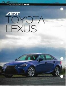 TOYOTA LEXUS ART REPLICAS RIMS FREE SHIPPING IN CANADA