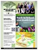 HEALTHY ROOTS Back to School Mini Health Expo