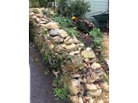 Cotswold stone for free. Must be picked up.
