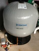 New Water Pressure tank 35 Gallon