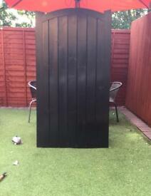 Great solid access Gates x2 BESPOKE