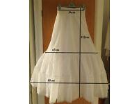 Wedding Dress Slip / Underskirt