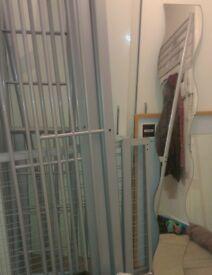 Quality Ikea full length wavy mirrors