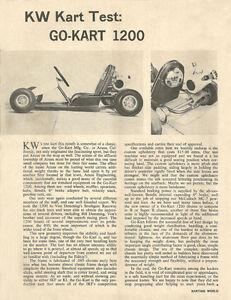 Vintage-1960s-Karting-World-Go-Kart-1200-Go-Kart-Test