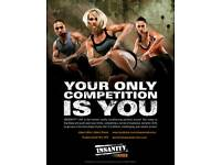 Insanity Live Workout Class