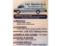 Removals and clearances