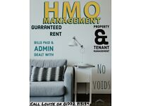 Calling all shared house landlords.....