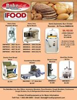 Commercial Bakery Equipment Sale!