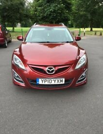 Mazda 6 diesel sport 2.2 estate 180 power