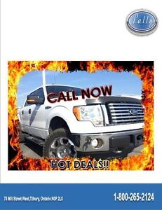 2012 Ford F-150 XLT,4x4,  One Owner, Local Trade!