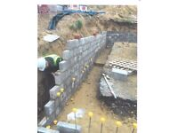 Bricklaying Gangs available for work also do block and beam floors