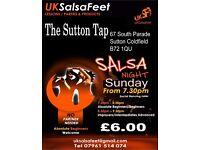 Sutton Coldfield Salsa Classe ( Sunday)