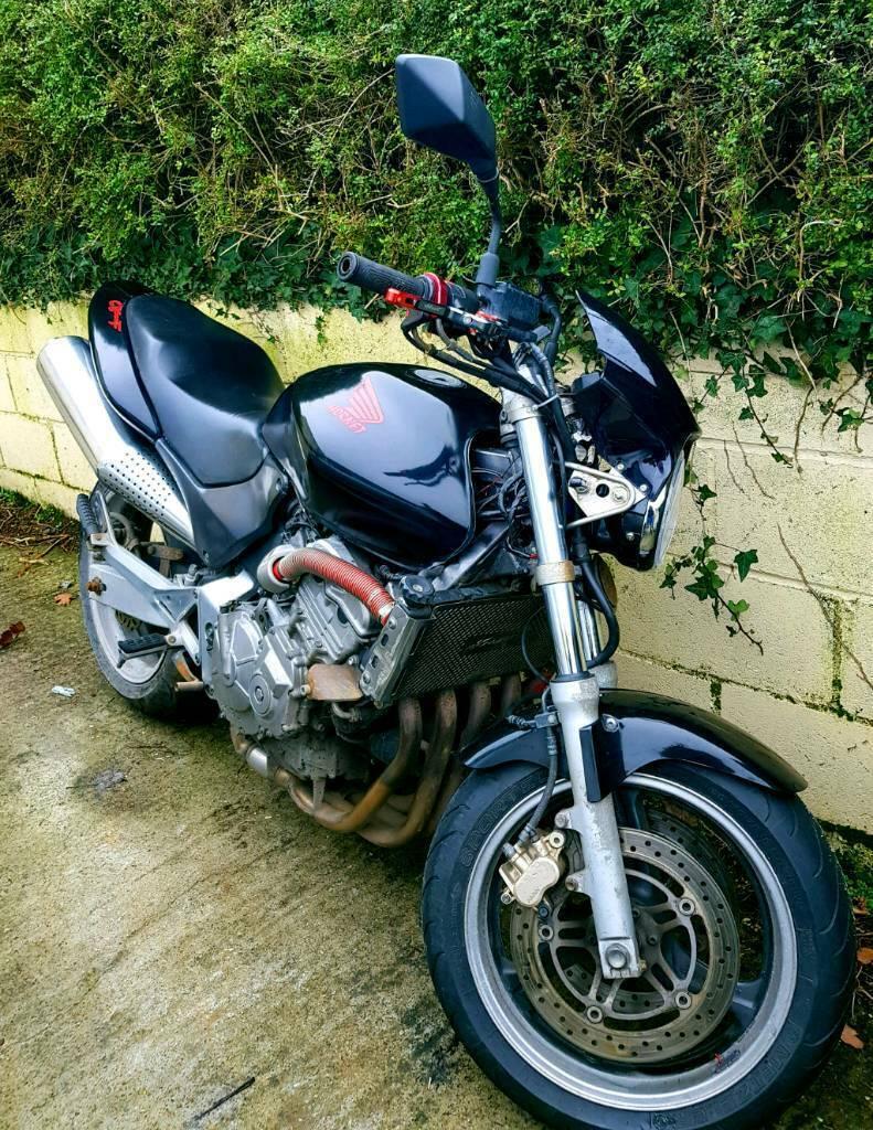 Honda Hornet 600 Cb600f A2 39k Custom Street Fighter Must Read
