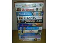 VHS video tapes £5 for all