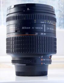 Nikon 24-85 f2.8-f4