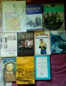 10 History Books
