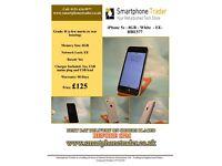 iPhone 5c - 16GB - White - EE - HBE577