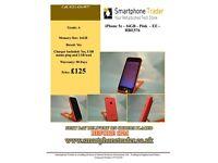 iPhone 5c - 16GB - Pink - EE - HBE576