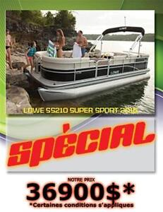 2016 lowe boats SS210 Super Sport 3 Quilles XL Package 3 Quilles