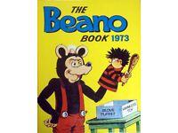 Beano annual - 1973