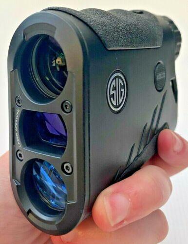 SIG SAUER KILO1600 6x22mm Laser Range Finder - SOK16608 - OpenBox