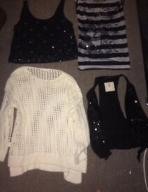 River Island size 10-12 bundle