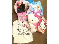 Frozen & Hello Kitty Bundle Need gone asap