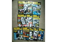 RECORD COLLECTOR MAG 11 issues BOWIE PISTOLS etc 1999 -2000