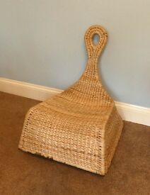 Rocker Wicker Chair Ideal for Child's Bedroom