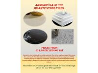 Premium Quality Quartz Stone Tiles
