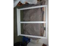 UPVC Window frame c/w sealed units