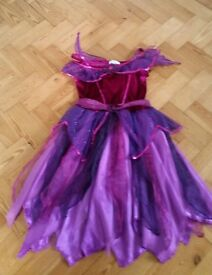 Disney Store Disney Fairies fancy dress, 11-12 years, Vidia the fast flying fairy