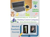 Blended Paediatric First Aid Course