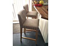 Ikea henriksdal breakfast bar stools