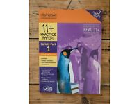 11+ practice papers, 3 complete tests - new sealed