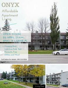 GRAND OPEN HOUSE up to 2 MONTHS FREE RENT!! APRIL 22