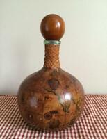 Vinrage Old World liquor decanter