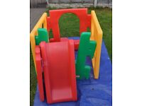 Boys and Girls Little Tikes Junior Activity Gym