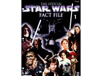 Star wars fact files (offers)